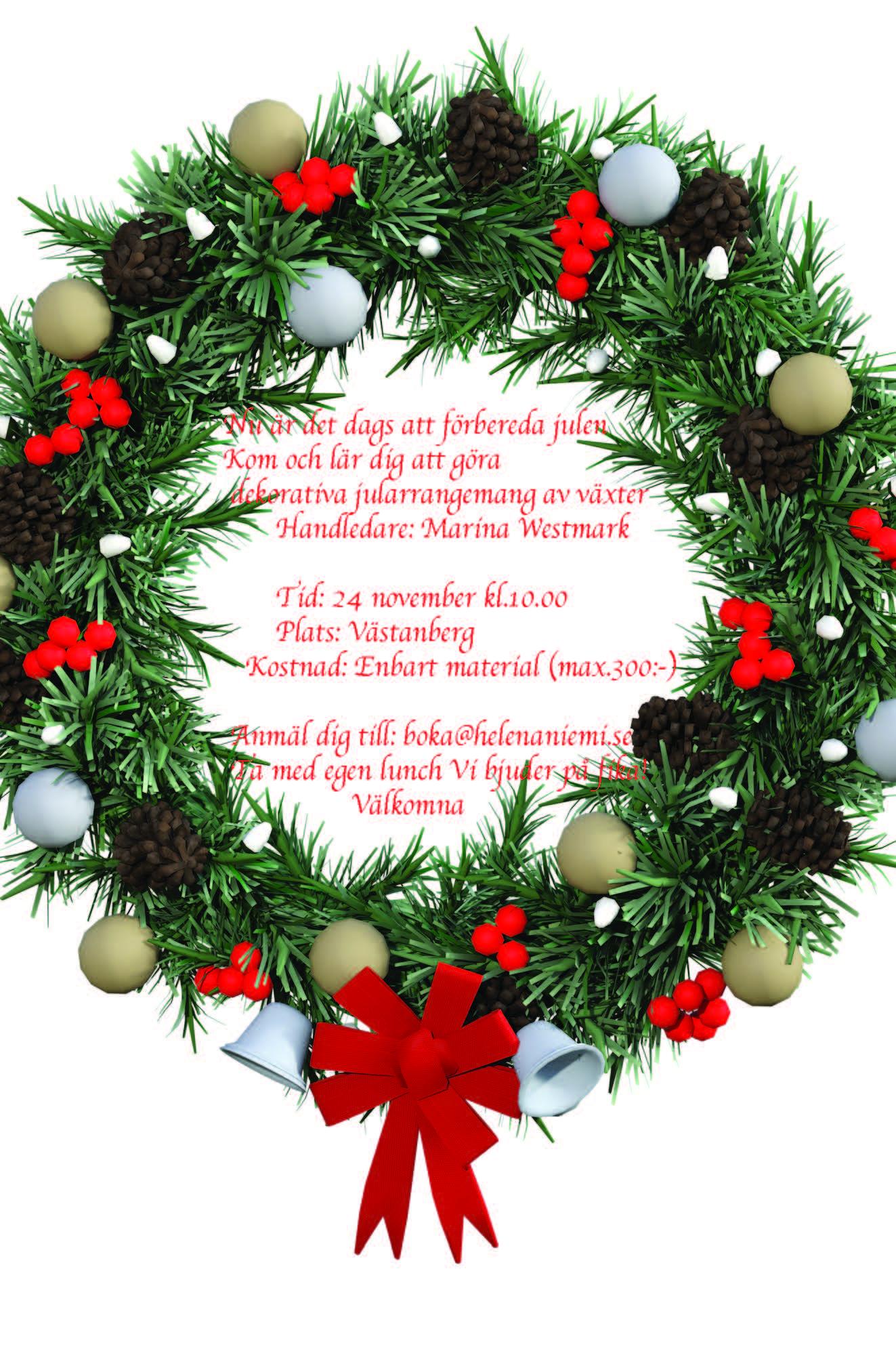 julkrans 2